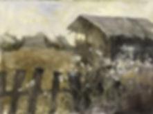 """""""Thistle"""" (paper, watercolor) 23x17 cm,  409 $"""