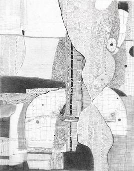 Untitled (paper, pencil) 24x19.5 cm, 280 $