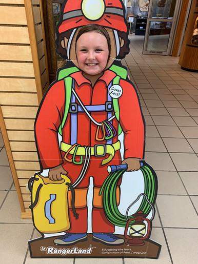Jr. Firefighter!