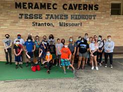 Meramec Caverns Trip!