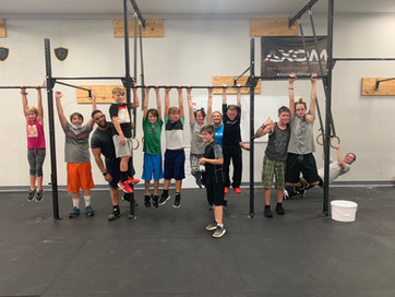 Just Hanging Around @ Sullivan CrossFit
