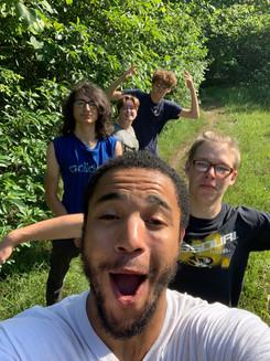 Hiking Trip!