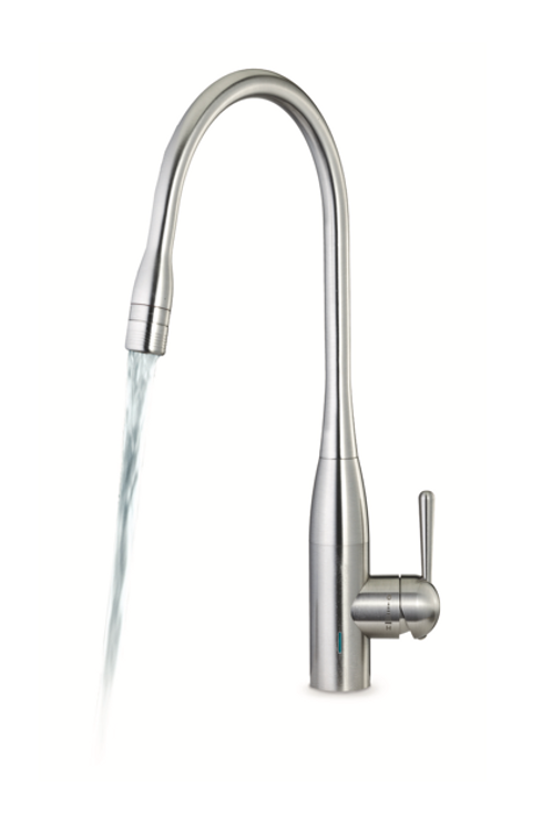 3 Way Single Basin Faucet Model OX-SS-03-BN (hot or cold)