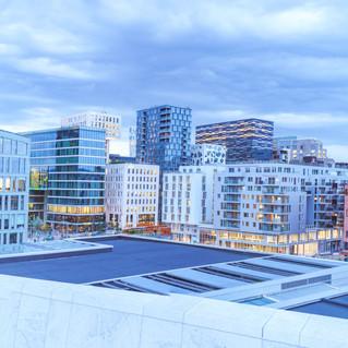Zukunftsvision, Oslo
