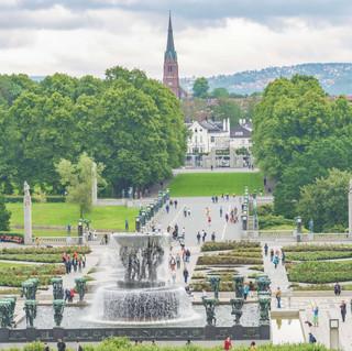 Frognerpark, Oslo