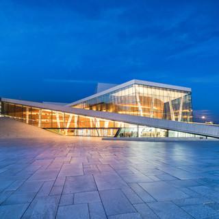 Opernhaus, Oslo