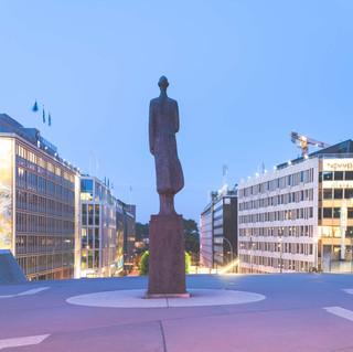 Haakon VII, Oslo