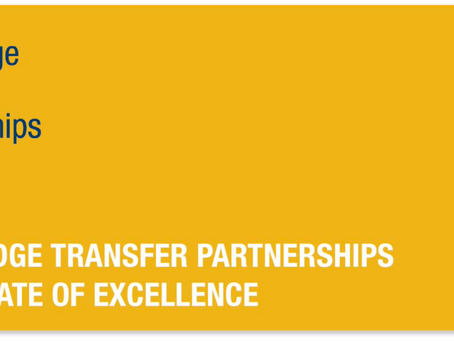 KTP certificate of excellence 2021
