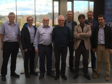 ERANET Horizon 2020 Meeting