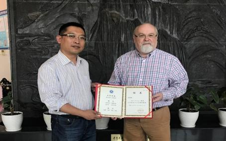 UWS and CUST China Visit