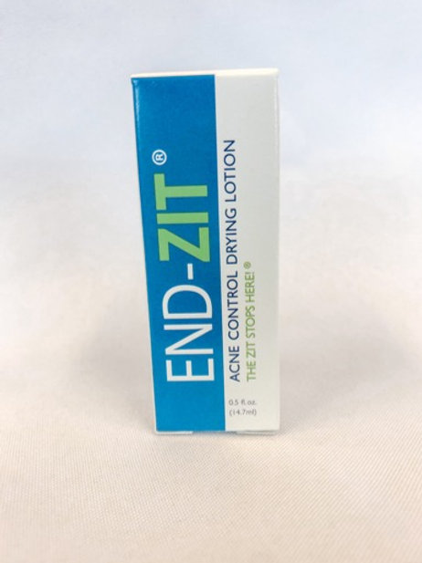 End Zit Medium-Dark