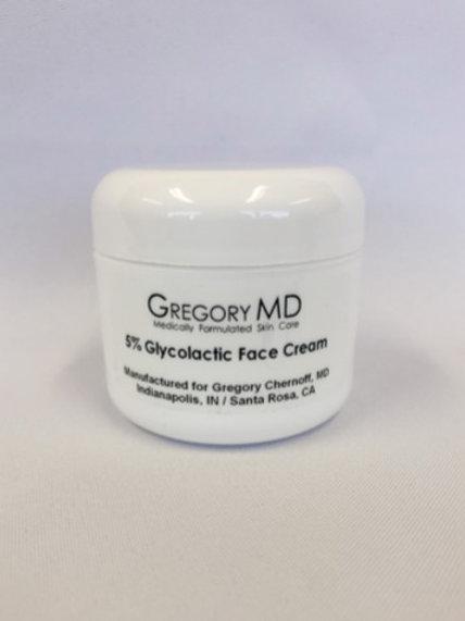 5% Glycolactic Face Cream