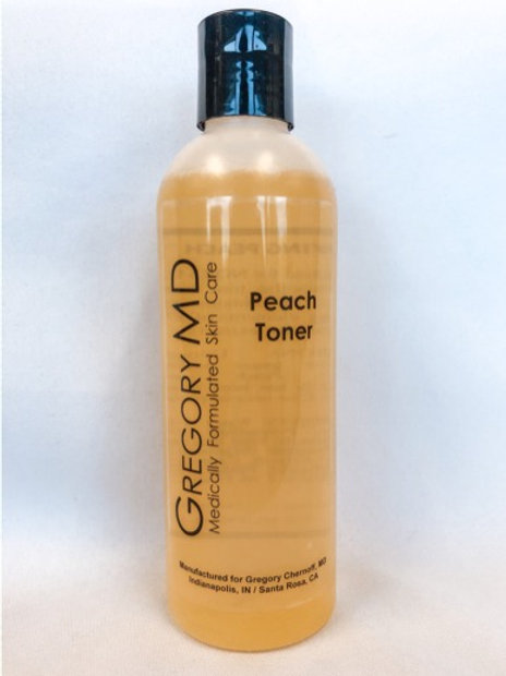Purifying Peach Toner