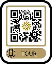 Cemetery Tour QR Code Image rendering wi