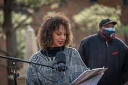 Lisa Fager shares agenda and dedication