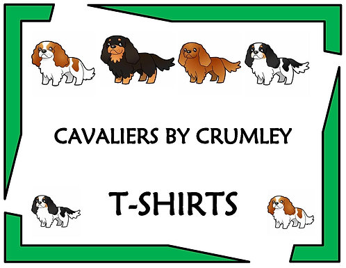 Cavaliers By Crumley T-Shirts LONG SLEEVE