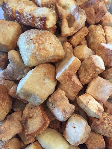 Tibetan Cheese Puffs