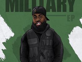 NEW E.P: Silencer - Military