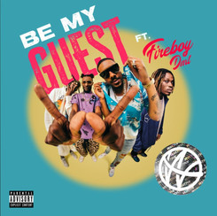NEW: WSTRN ft. Fireboy DML - Be My Guest - Prod by. PRGRSHN