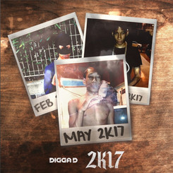 NEW: Digga D - 2k17 - Prod by. X10 - Directed by. Odyssey