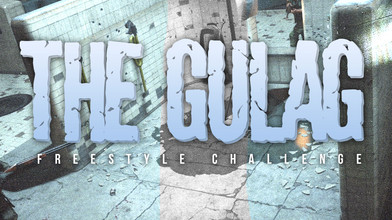 The Gulag Freestyle Challenge | Hosted by. CGuk, SNY & The SLMPD Co.