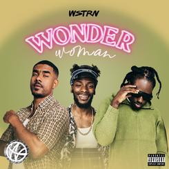 NEW: WSTRN - Wonder Woman - Prod by. P2J