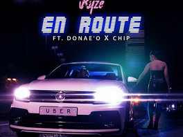 NEW: Kyze ft. Donae'o & Chip - En Route (Uber) - Prod by. RB - Visuals by. B Dot - #Marathon