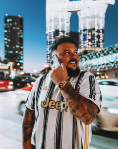 Charlie Sloth takes the Fire In The Booth brand global with the all new 'Dubai Series'