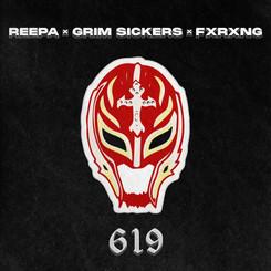 NEW: Reepa x Fxrxng x Grim Sickers - 619 - Prod by. Avey - Directed by. Rosko Records