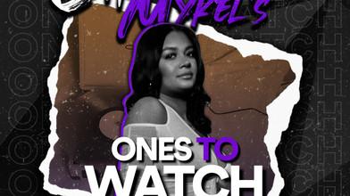 CGuk | Chloe Mykel's Ones To Watch | Tia De Gannes