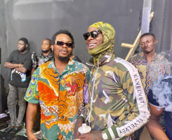 NEW: Backroad Gee ft. Olamide - See Level - Prod by. Eskeez - Directed by. TG Omori