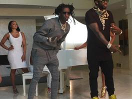 NEW VIDEO: @Gucci1017 Ft. @Youngthug - Guwop Home (Prod. @MikeWiLLMadeIt & @Zaytovenbeatz)