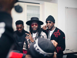 NEW: Boj ft. Skepta & Teezee - Like 2 Party - Directed by. Ricky Rose