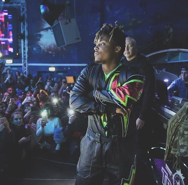 NEW VIDEO: Juice WRLD – Fast - Directed by  Alexandre Moors