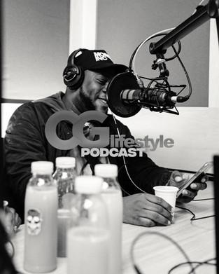 CGlifestyle PODCAST   EP003 w/ SJR, DJ Kingpin, Mr Manage & DJ Biggoss