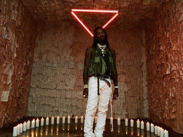 NEW: Offset – Red Room – Prod by. Metro Boomin