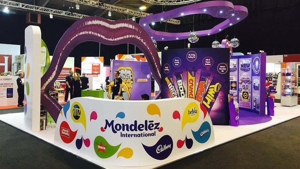 Exhibitions   Mondelez