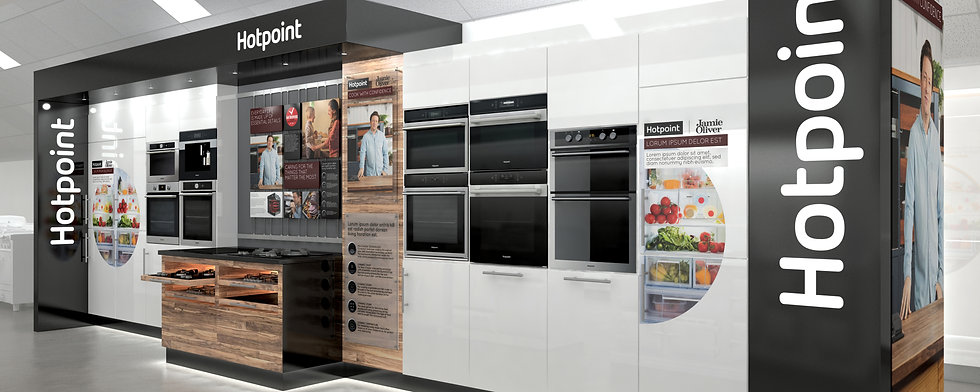 Fixture Concept | Hotpoint