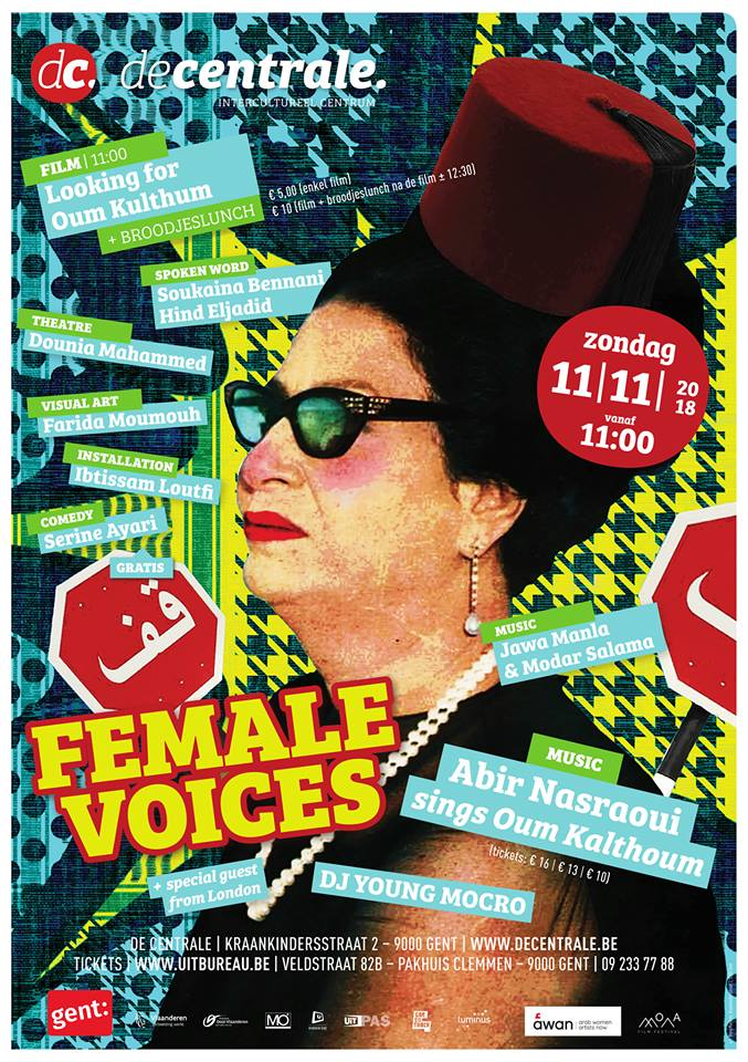 FEMALE VOICES CENTRALE GENT