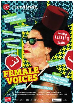 FEMALE VOICES CENTRALE GENT