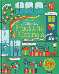 Lift-the-Flap Fractions & Decimals