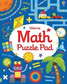 Math Puzzle Pad
