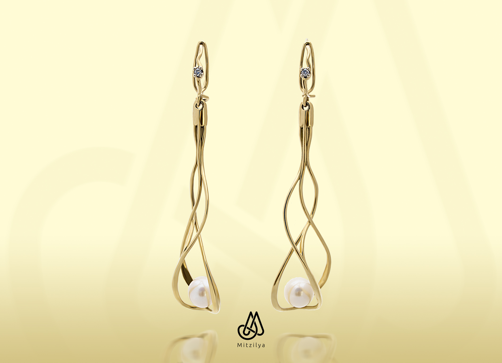 Diamond Large Earings GS-ED01