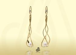 Diamond Large Earings GS-ED01