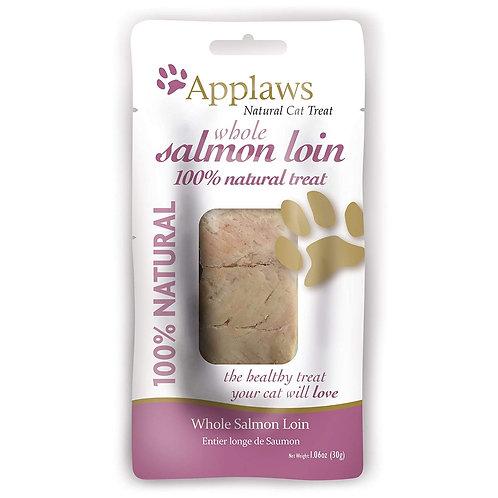 Applaws cat treat salmon loin 30gr