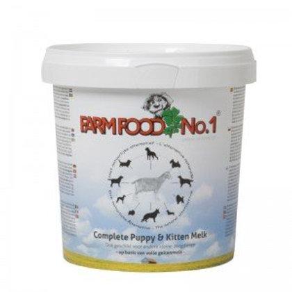 Farmfood puppy-kittenmelk 3kg