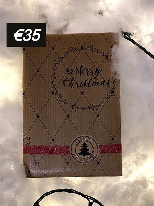 Cadeaubon € 35
