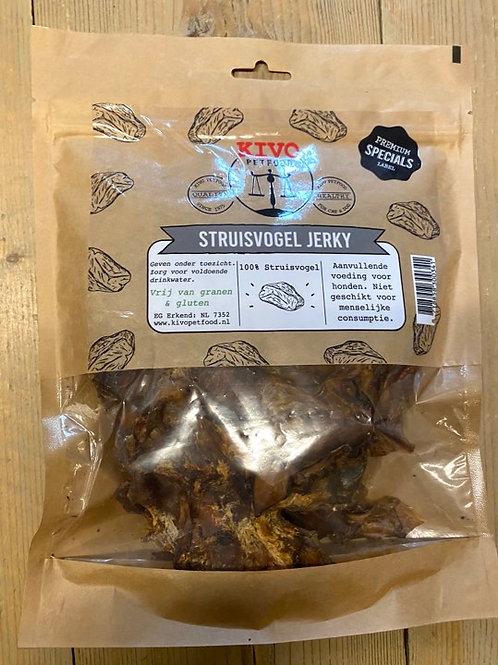 Struisvogel Jerky (100% Struisvogel)