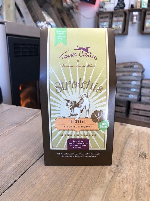 Terra canis snacks (kip met appel & yoghurt)