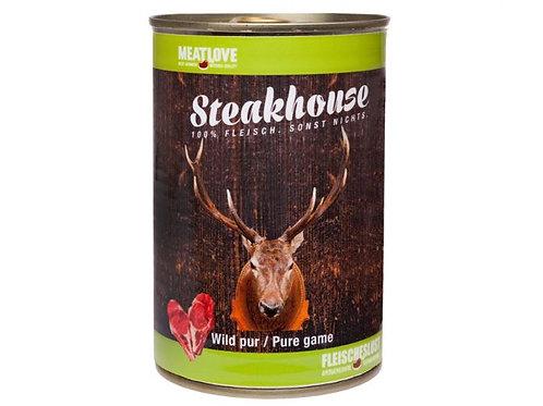 Steakhouse blik puur Wild